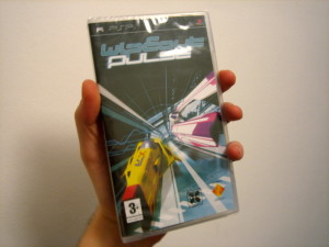 Wipeout Pulse, 2007