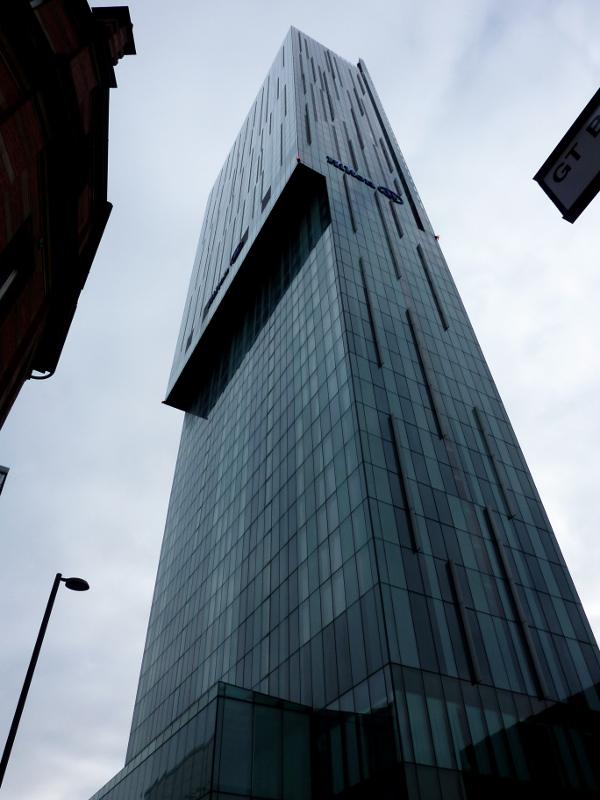 Beetham Unstable Tower