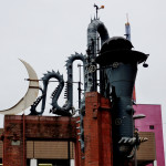 Steampunk Monument